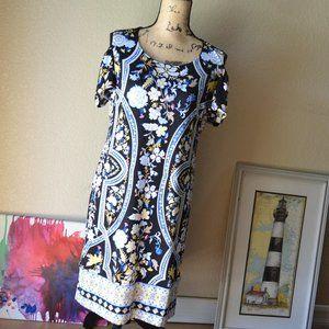 NWT JM Collection Sleeveless Dress Size MP